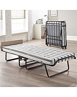 JAY-BE Supreme Single Folding Bed with Airflow Mattress