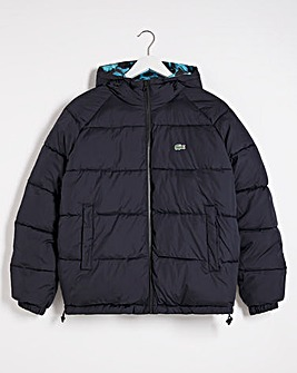 Lacoste x National Geographic Reversable Jacket