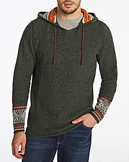 Joe Browns Hodded Knit