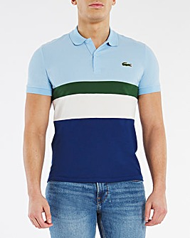Lacoste Colour Block Polo