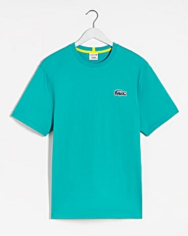 Lacoste x National Geographic Animal Print Logo T-Shirt