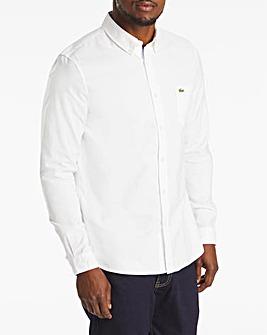 Lacoste Cotton Oxford Shirt