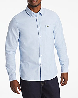 Lacoste Cotton Oxford Shirt