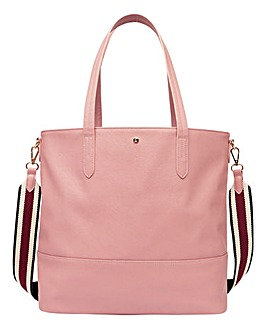 Joules Trent Shopper Dusty Pink