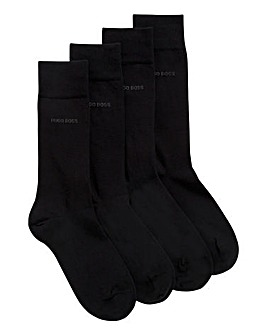 BOSS Finest 2 Pack Socks