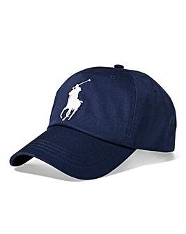 Polo Ralph Lauren Navy Sport Pony Cap
