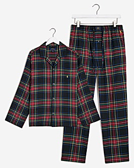 Polo Ralph Lauren Flannel Pyjama Gift Set