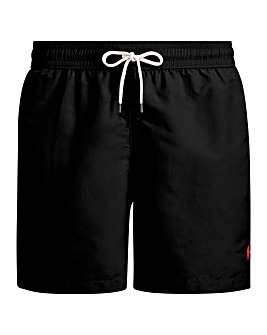 Polo Ralph Lauren Black Swim Shorts