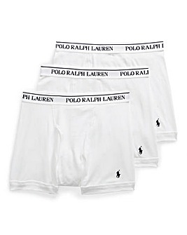 Polo Ralph Lauren Big & Tall 3 Pack Boxers