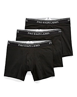 Polo Ralph Lauren Big & Tall 3 Pack Boxer Brief