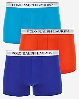 Polo Ralph Lauren 3 Pack Classic Trunks