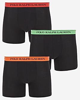 Polo Ralph Lauren 3 Pack Classic Boxer Briefs