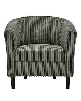 Madison Jumbo Cord Tub Chair