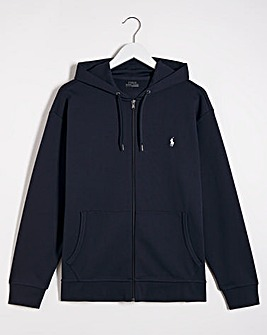 Polo Ralph Lauren Navy Zip Through Hoodie