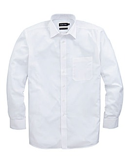 Double Two White Long Sleeve Shirt