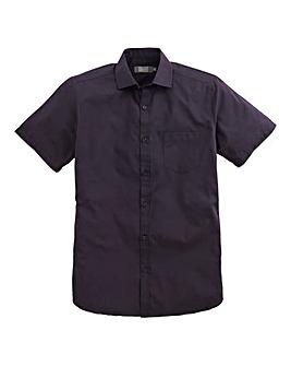 WILLIAMS & BROWN LONDON Short-Sleeve Formal Shirt Long