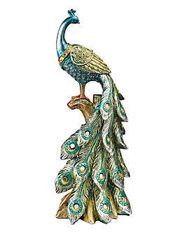 Gilded Peacock