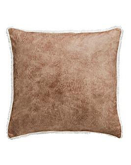 Faux Suede Cushion