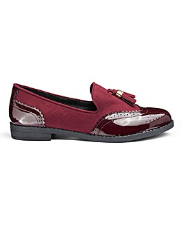Jessica Loafers Extra Wide Fit