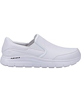 Skechers Flex Advantage SR Bronwood Slip On Shoe
