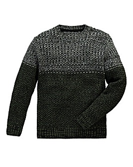 Label J Weston Textured Knit Long