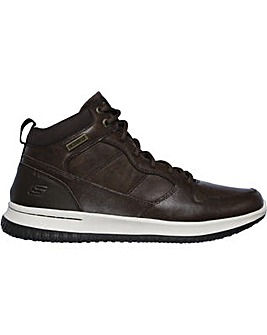 Skechers Delson Lace Up Shoe