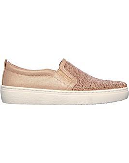 Skechers Goldie-High Key Slip On Shoe