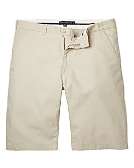 French Connection Linen Stone Shorts
