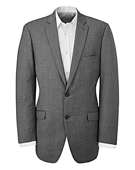 French Connection Light Grey Suit Jacket Regular Length