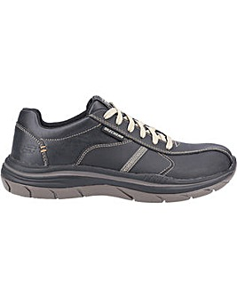 Skechers Expected 2 Belfair Lace Up Shoe