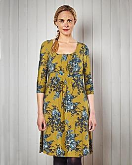 Lily & Me Rose Printed Emmy Dress