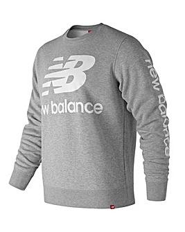 New Balance Essentials Logo Crewneck