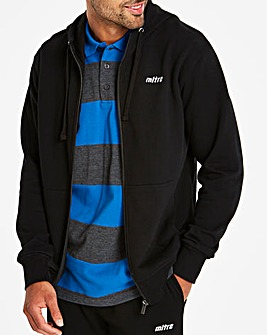 Mitre Zip Front Hoody Regular