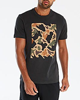 Reebok Camo Training T-Shirt