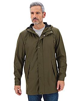 Olive Waterproof Coat