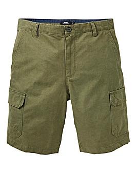 Khaki Cargo Short