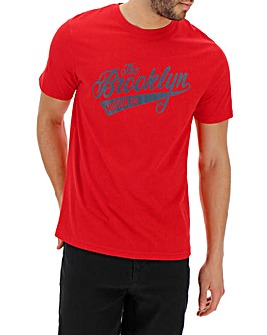 Brooklyn Graphic T-Shirt Long