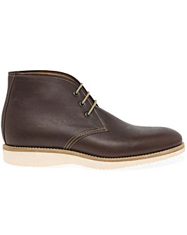Loake Python Wide Fit Mens Chukka Boots
