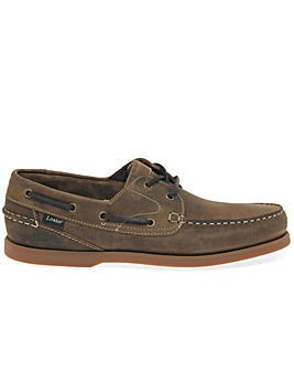 Loake Lymington Standard Fit Boat Shoes