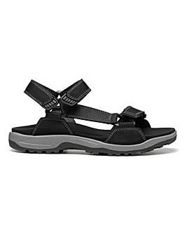 Hotter Agile Touch-Close Sandal