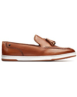 Base London Pogo Burnished Loafer