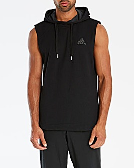 adidas Basketball Sleeveless Hoody