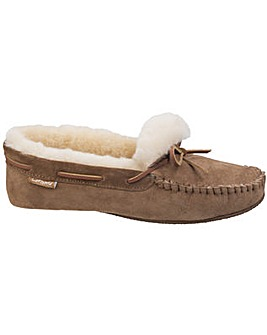Cotswold Chastleton Moccasin Slipper