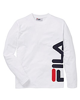 Fila West Long Sleeve T-Shirt