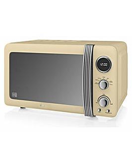 Swan 800W Standard Microwave SM22030CN