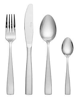 Swan Nista 16 Piece Cutlery Set Stainless Steel