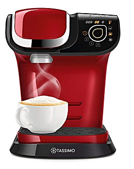 Tassimo Bosch My Way2 Pod Coffee Machine