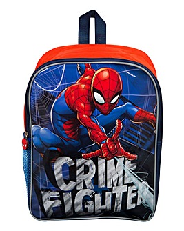 Marvel Spider-Man Backpack with Pocket