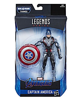 Marvel Legends Collectible Capt America