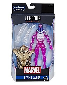 Marvel Legends Collectible Living Laser